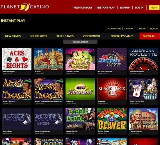 planet-7-casino-lobby