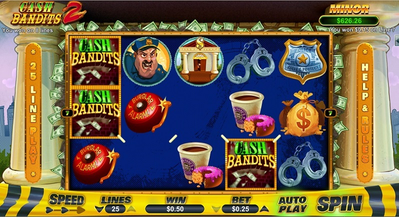 cash-bandits-2-slot-machine