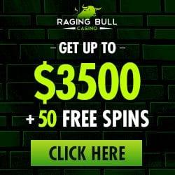 Raging Bull Slots No Deposit Bonus Codes